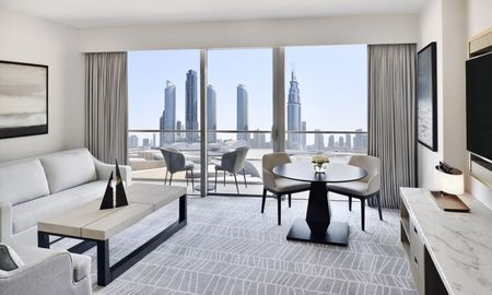 Premier Suite - Address Dubai Mall - Dubai
