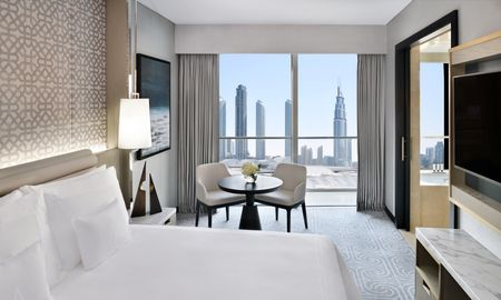 Deluxe Room - Address Dubai Mall - Dubai