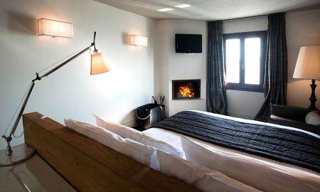 Chambre Executive - Hotel Despotiko - Portaria