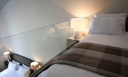 Chambre Familiale - Hotel Despotiko - Portaria