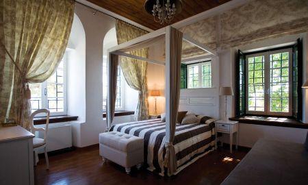 Chambre Supérieure - Hotel Despotiko - Portaria