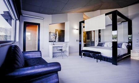 Junior Suite - Hacienda Señorío De Nevada - Granada