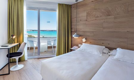 Twin Room - Lateral Sea View - HM Gran Fiesta - Balearic Islands