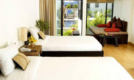 Camera Deluxe - Accesso alla Piscina - Avantika Boutique Hotel - Phuket