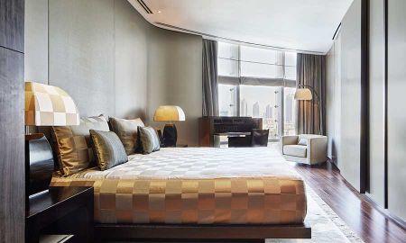Deluxe Zimmer - Armani Hotel Dubai - Dubai