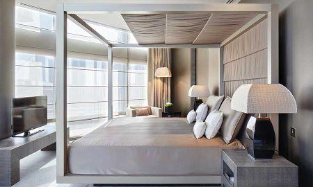 Suite Ambasciatore Armani - Armani Hotel Dubai - Dubai