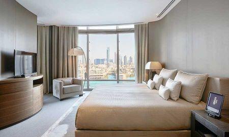 Brunnen-Suite - Armani Hotel Dubai - Dubai