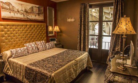 Quarto Duplo Económico - Hotel Palace Sevilla - Sevilha
