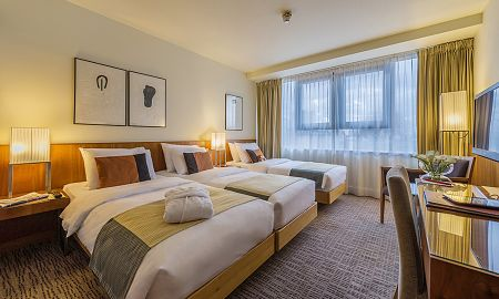 Triple Room - K+K Hotel George - London
