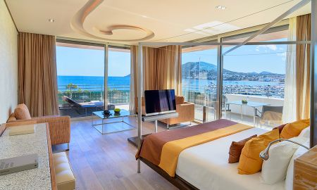 Cloud 9 Suite - Sea View (2 Adults) - Aguas De Ibiza Lifestyle & Spa GL - Balearic Islands