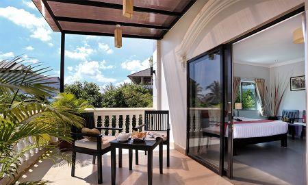 Chambre Suite - Vue Jardin - Kiri Boutique Hotel - Siem Reap