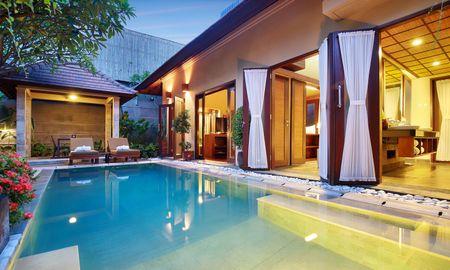 Villa Honeymoon con 1 camera da letto e prima colazione galleggiante - Nyuh Bali Villas - Bali