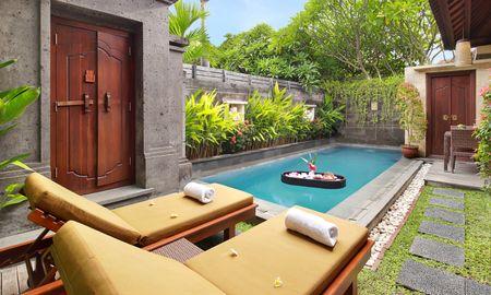 Villa Una Camera con Piscina - Nyuh Bali Villas - Bali