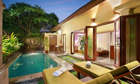 Villa Una Camera con Piscina e colazione galleggiante - Nyuh Bali Villas - Bali