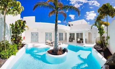 Premier Garden Villa with private pool - 1 Bedroom - Bahiazul Villas & Club - Canary Islands