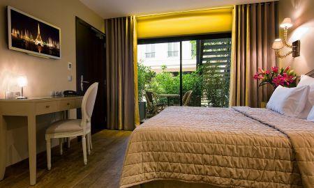Garden View Privilege Room - Hôtel B Montmartre - Paris