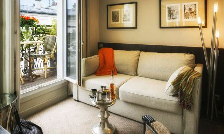 Superior Junior Suite - Hôtel B Montmartre - Paris