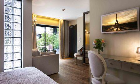 Suite Junior Supérieure avec Douche - Hôtel B Montmartre - Paris