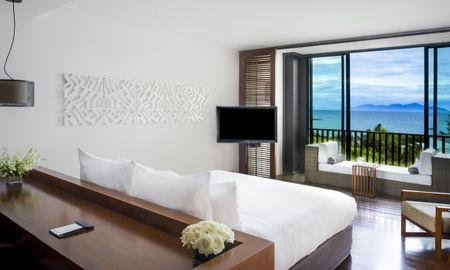 Deluxe Room - Ocean View - SUNRISE PREMIUM RESORT HOI AN - Hoi An