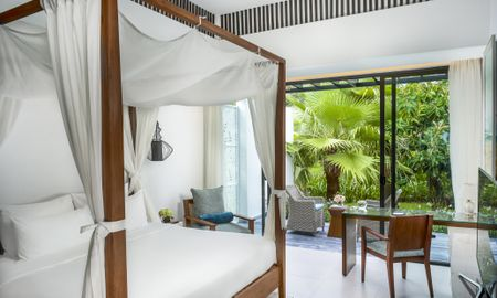 Villa Giardino con due Camere - Vista parziale sull'oceano - SUNRISE PREMIUM RESORT HOI AN - Hoi An