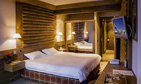 Habitación Confort Individual - Hôtel Ski D'Or - Tignes
