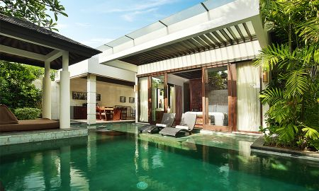 Villa - Blick Garten - The Seminyak Beach Resort & Spa - Bali