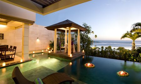 Villa - Blick Ozean - The Seminyak Beach Resort & Spa - Bali