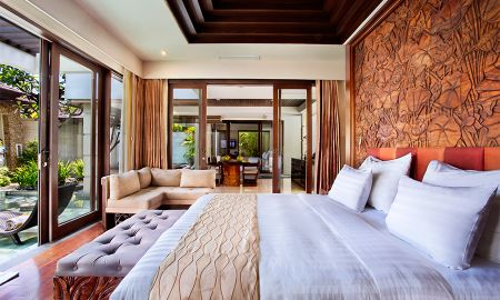 Two Bedroom Garden Villa - The Seminyak Beach Resort & Spa - Bali