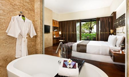 Room - Beach Wing - The Seminyak Beach Resort & Spa - Bali