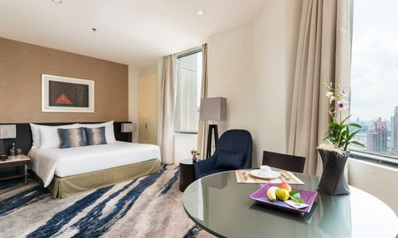 Superior Room City View - Emporium Suites By Chatrium - Bangkok