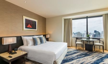 Junior Suite - City View - Emporium Suites By Chatrium - Bangkok