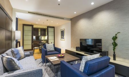 One Bedroom City View Suite - Emporium Suites By Chatrium - Bangkok