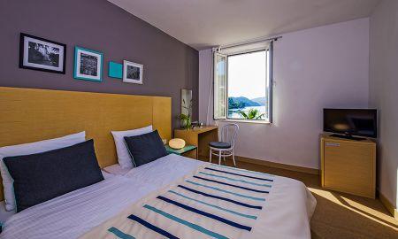 Chambre Classique - Vue Mer - Hotel Sipan - Dubrovnik