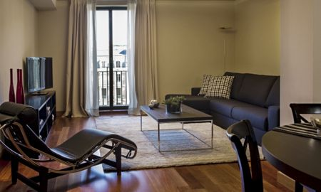 Appartement - Deux chambres - Majestic Residence - Barcelone