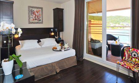 Master Suite - 3 Habitaciones - Hotel Le Golfe - Córcega