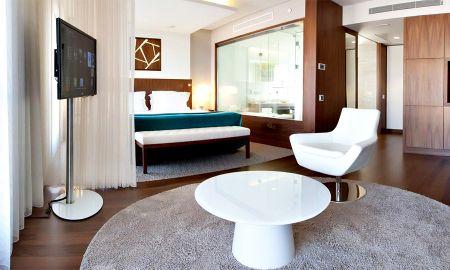 Suite Junior - EPIC SANA Lisboa Hotel - Lisbonne