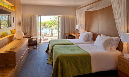 Deluxe Double Room - Pool View - EPIC SANA Algarve Hotel - Algarve