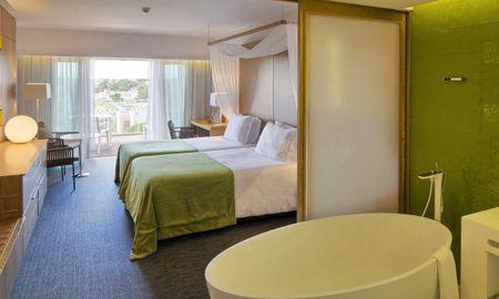 Deluxe Doppelzimmer - Blick auf das Resort - EPIC SANA Algarve Hotel - Algarve