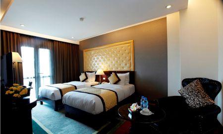 Deluxe Room - Hanoi Medallion Hotel - Hanoi
