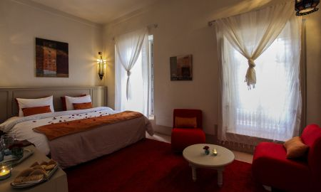Suite - Riad AL Jazira - Marrakech
