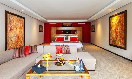 Premium Suite(Free Wifi, Free Breakfast, Free Parking) - Hotel Dawliz Resort & Spa - Rabat