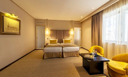 Business Room (Free Wifi, Free Breakfast, Free Parking) - Hotel Dawliz Resort & Spa - Rabat
