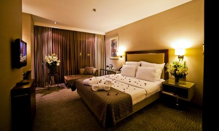 Deluxe Twin or Double Room - Divan Ankara - Ankara