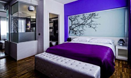 Quarto Deluxo - JC HOTEL - Roma