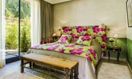 Pavillion - Tigmiza Suites & Pavillons - Marrakech