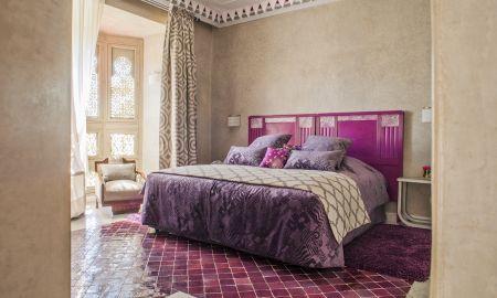Люкс - Tigmiza Suites & Pavillons - Marrakech
