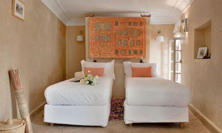 Camera Arancione - Riad Anata - Fes