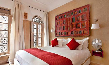 Habitación Roja - Riad Anata - Fes