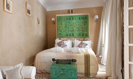 Quarto Verde - Riad Anata - Fez