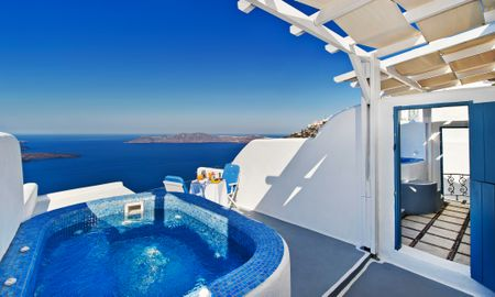 Suite Luna de Miel Jacuzzi - Pegasus Suites & SPA - Adults Only - Santorini